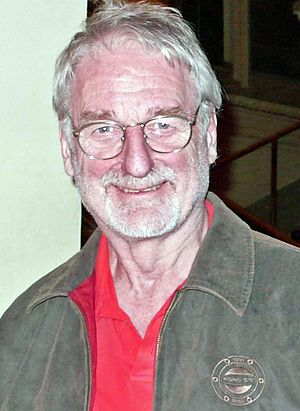 John Whitmore (racing driver) - Whitmore in 2007