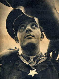 John Basilone US Marine Corps sergeant and Medal of Honor recipient (1916–1945)