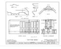 John Cram Farmstead, Hampton Falls, Rockingham County, NH HABS NH,8-HAMTOF,1- (sheet 11 of 17).png