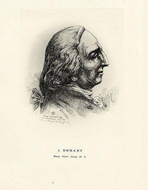 John De Hart - Portrait of John De Hart