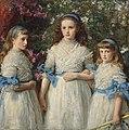 John Everett Millais - Sisters, 1868.jpg