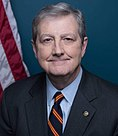 John Neely Kennedy, official portrait, 115th Congress 2.jpg