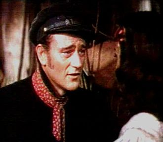 Reap the Wild Wind - John Wayne as Jack Stuart in  Reap the Wild Wind (1942)
