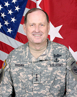 John M. Brown III US Army general