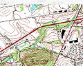 Johnston properties USGS Topo 2001.jpg