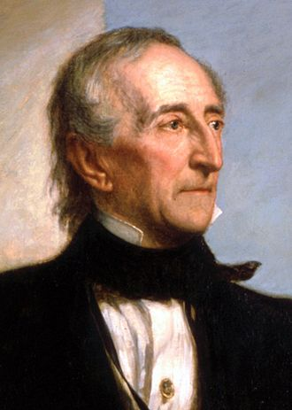 23rd United States Congress - President pro tempore John Tyler