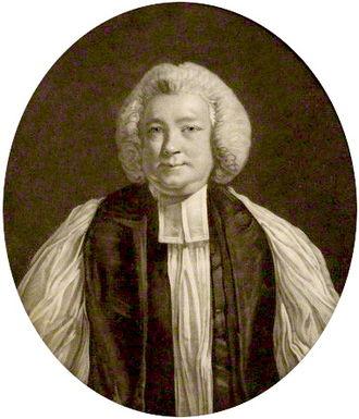 Jonathan Shipley - Bishop Shipley.