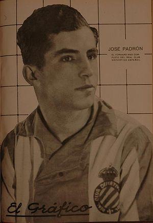 José Padrón - Image: José Padrón 1926