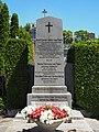 Josef Gustav von Pipitz family grave, Vienna, 2017.jpg