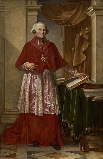 Joseph Fesch - Cardinal Fesch by Charles Meynier