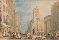 Joseph Mallord William Turner - High Street, Edinburgh - Google Art Project.jpg
