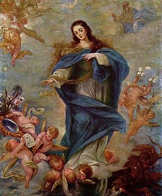 Juan Antonio de Frías y Escalante - The Immaculate Conception