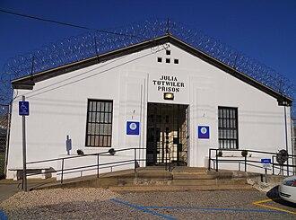 Alabama Department of Corrections - Image: Julia Tutwiler Prison Wetumpka Alabama