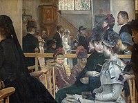 Julie Delance-Feurgard 1884 Le mariage.jpg