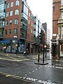 Junction of Marylebone Lane and Wigmore Street - geograph.org.uk - 1053063.jpg
