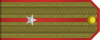 Junior Lieutenant rank insignia (North Korea).svg