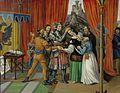 König Rudolf I. mit Agnes von Böhmen.jpg
