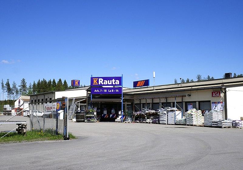 K Rauta Alajärvi
