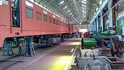 KGP Railway Workshop