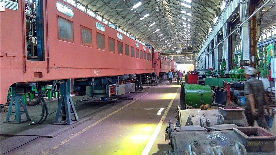 KGP Railway Workshop