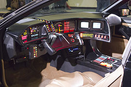 KITT Interior at Toronto Auto Show 2011.jpg