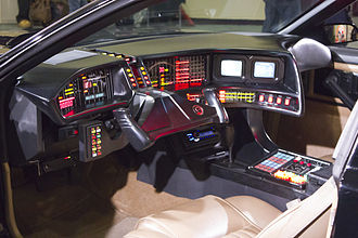 KITT - KITT instrumentation (1st/2nd seasons)