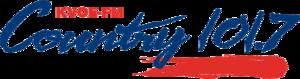 KVOE-FM - Image: KVOE FM logo