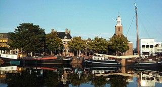 Hellevoetsluis Municipality in South Holland, Netherlands