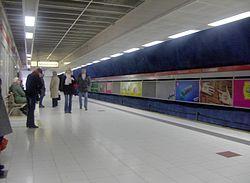 สถานีรถไฟใต้ดินมหาวิทยาลัยเฮลซิงกิ