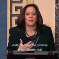 File:Kamala Harris talks about democracy - 2020-02-05.ogv