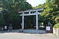 Kamayama-jinja torii.JPG