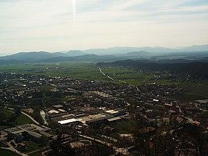 Kamnik - Image: Kamnik south