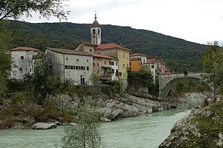 Settlement in Slovenia