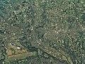 Kanoya city center area Aerial photograph.2008.jpg