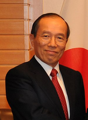 NEC - Kaoru Yano, the previous chairman of NEC