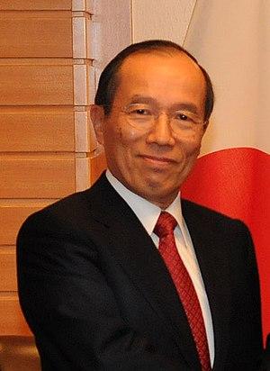NEC - Kaoru Yano, the previous chairman of NEC