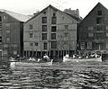 Kapproing i Nidelva, oktober 1967 - Rowing regatta on the river Nidelva, october 1967 (3456103751).jpg