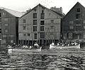 Kapproing i Nidelva, oktober 1967 - Rowing regatta on the river Nidelva, october 1967 (3456103751).jpg
