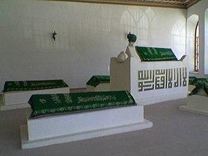 Karasids - Karasi Principality tomb in Balıkesir