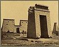 Karnak. Temple de Ramessés IV, deux Pylônes - Bonfils. LCCN2004667888.jpg