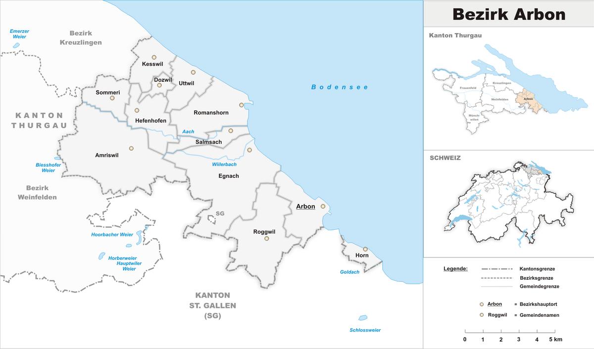 Arbon District Wikipedia