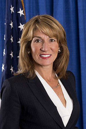 Lieutenant Governor of Massachusetts - Image: Karyn Polito official portrait