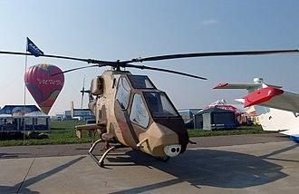 Kazan Helicopters - Kazan Ansat-2RC