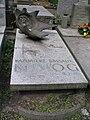 Kazimierz Bassalik grób.JPG