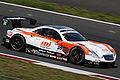 Kazuya Oshima 2010 Super GT Fuji 400km qualify.jpg