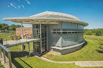 Piedmont Virginia Community College - Keats Science Building