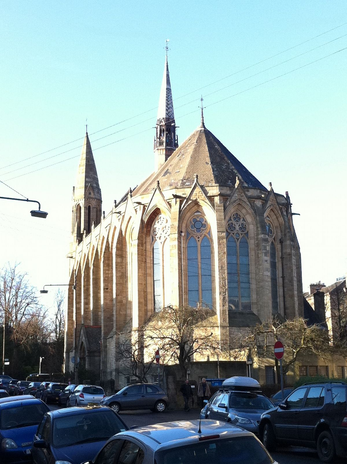Kelvinside Hillhead Parish Church, Glasgow - Wikipedia