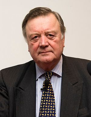 Secretary of State for Justice - Image: Ken Clarke 2010