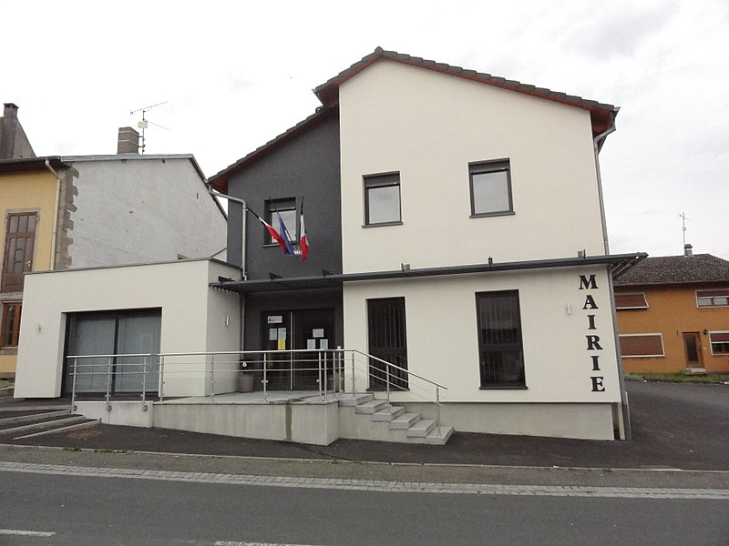Kerprich-aux-Bois (Moselle) mairie