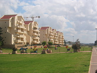 Kfar Saba - Hadarim neighborhood, Kfar Saba